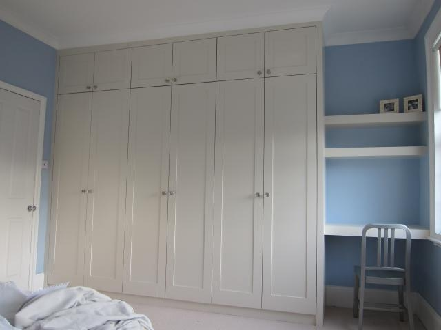 fitted wardrobes surbiton