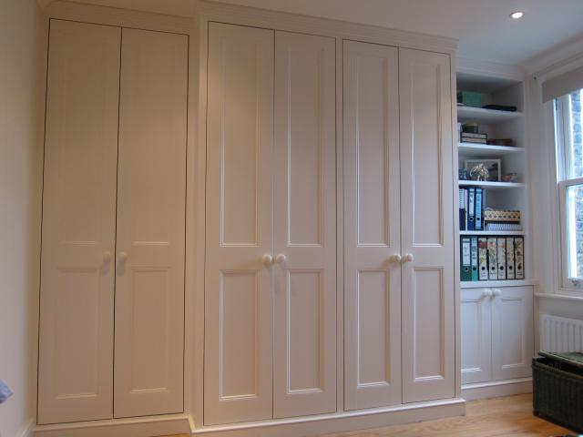 built in wardrobes uk