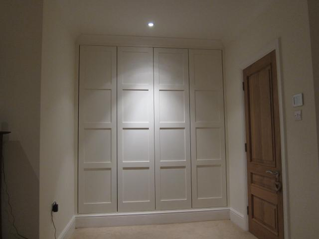 James Carpentry Alcove Cabinets Wardrobes Bookcases Home
