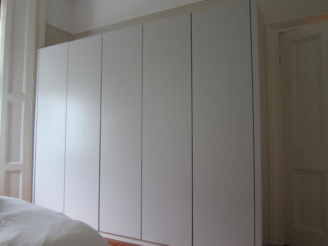 fitted wardrobes richmond