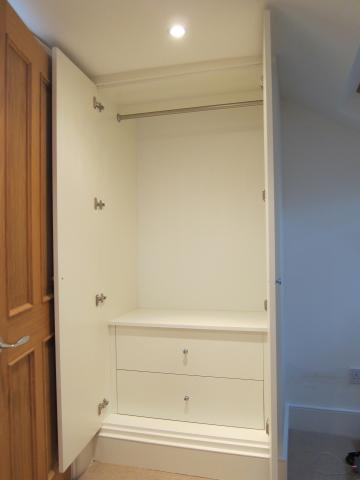 fitted wardrobe wandsworth