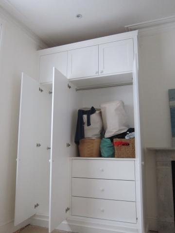 fitted wardrobes kingston