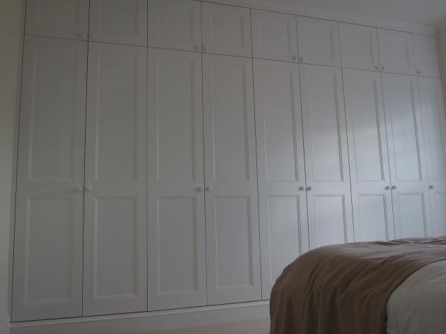 Fitted wardrobes west london
