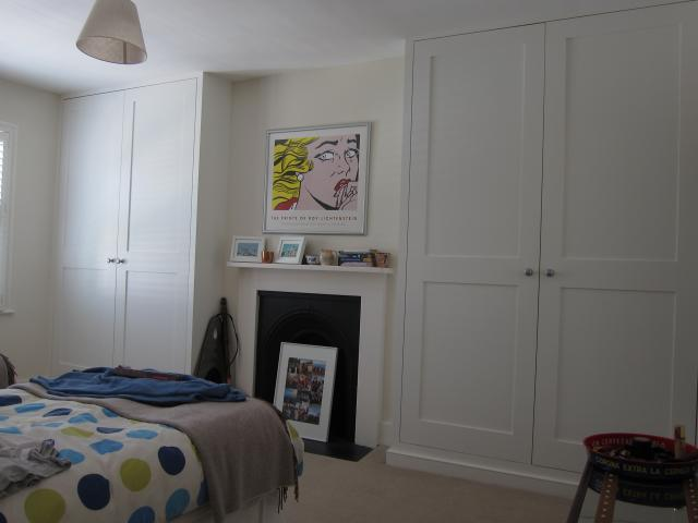 Fitted wardrobes surrey