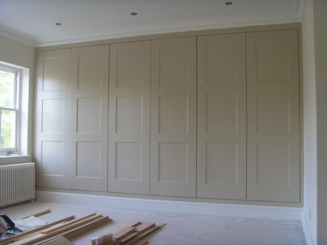 fitted wardrobes 1